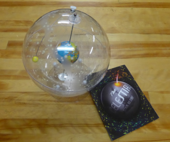 Celestial Sphere with Lesson Plan Book