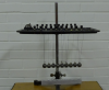 Newton's Cradle apparatus