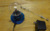 Small plasma ball, Discharge tube