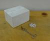 Styrofoam Cooler, Dry Ice, Tongs