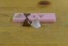 4 prisms housed in pink foam