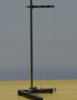 2 pendulums - same length, different mass